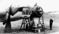 Asisbiz LeLv42 BL197 being serviced was usualy flown by Capt Tauno Kangas 1944