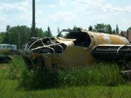 Asisbiz Bristol Bolingbroke IVT wreck in a Manitoba junk yard 2006