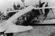 Asisbiz Fiat CR 42 Falco 18.JG56 56S18G95aSA 95 14 crash landed Belgian Nov 11 1940 01