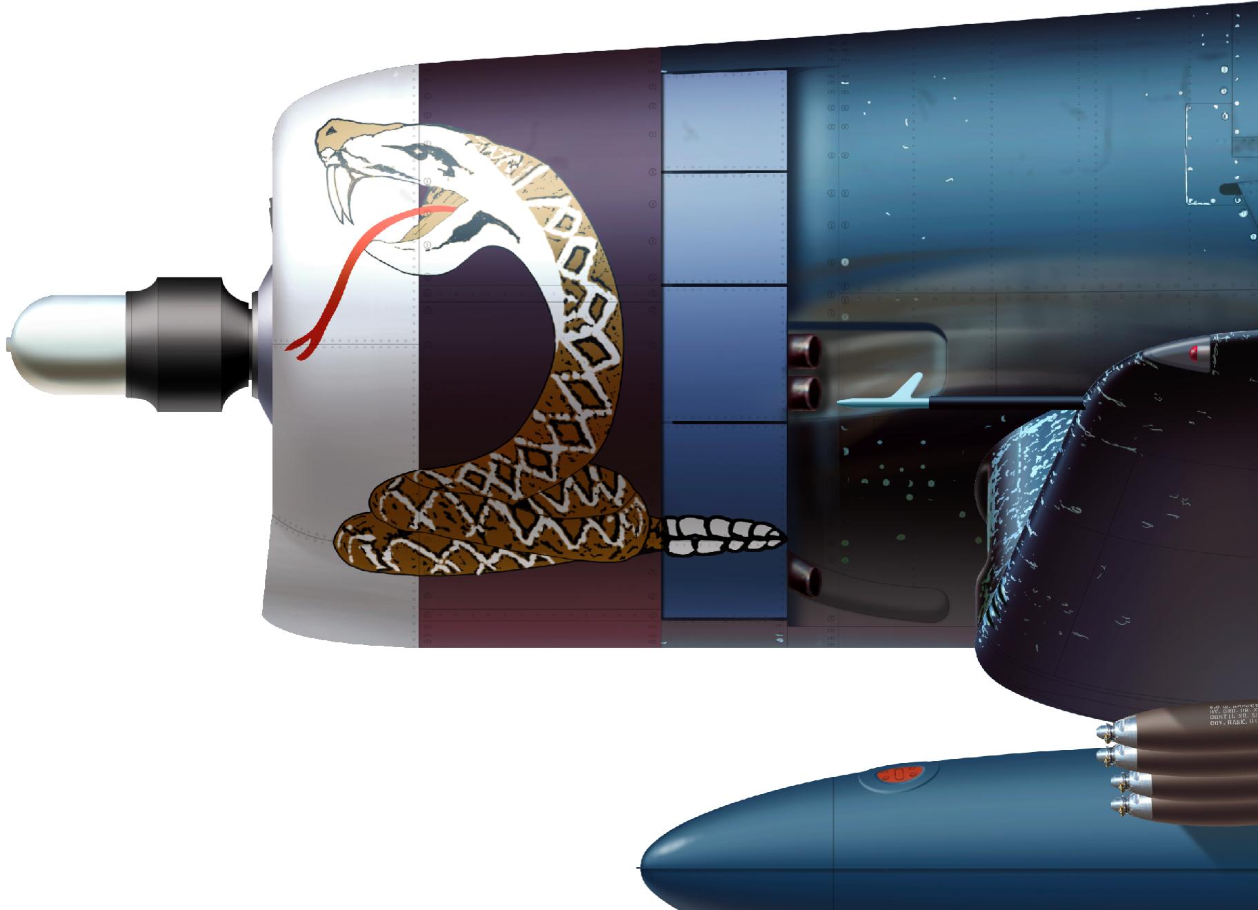 F4u corsair nose art