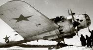 Asisbiz Ilyushin DB 3 1GvMTAP preparing for its daily mission 27th Feb 1943 02