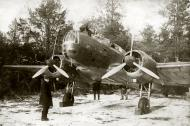Asisbiz Ilyushin DB 3B 1GvMTAP being prepared for its next flight 1941 01