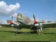 Asisbiz Walk around and close inspection of a Ilyushin DB 3 at Central Museum Monino Russia 02