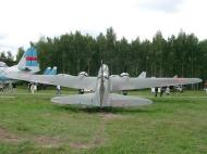 Asisbiz Walk around and close inspection of a Ilyushin DB 3 at Central Museum Monino Russia 10