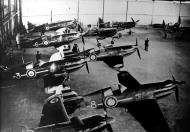 Asisbiz Vichy Dewoitine D 520 Escadrille GC I.2 with eight other aircraft ebay 01