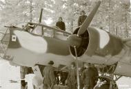 Asisbiz Dornier Do 17Z Lentolaivue 46 DN64 Tiksozero Finland 12th Jan 1943 117966