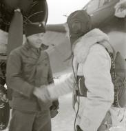 Asisbiz Dornier Do 17Z Lentolaivue 46 DNxx at Mensuvaara Finland 7th Jan 1944 01
