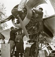 Asisbiz Dornier Do 17Z Lentolaivue 46 DNxx at Mensuvaara Finland 7th Jan 1944 113321