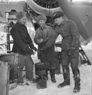Asisbiz Dornier Do 17Z Lentolaivue 46 DNxx at Mensuvaara Finland 7th Jan 1944 11333