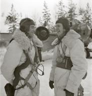 Asisbiz Dornier Do 17Z Lentolaivue 46 DNxx at Mensuvaara Finland 7th Jan 1944 113330
