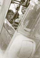 Asisbiz Dornier Do 17Z Lentolaivue 46 DNxx pre flight at Tiiksjarvi Finland 31st Jul 1942 102707