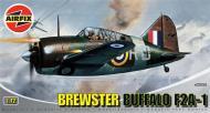 Asisbiz Artwork Brewster F2A 1 Buffalo Airfix 172 kit 0A