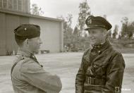 Asisbiz Aircrew FAF LeLv44 Major Luukkanen and Major Larjo at Immolan 15th Jun 1944 153298