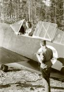 Asisbiz Brewster Buffalo MkI FAF 2.LeLv24 BW352 at Selanpaa Airport Finland 24th Jun 1941 20757