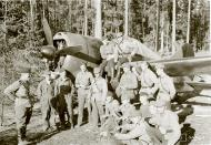 Asisbiz Brewster Buffalo MkI FAF 2.LeLv24 BW357 at Selanpaa Airport Finland 24th Jun 1941 20759