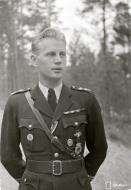 Asisbiz Brewster Buffalo MkI FAF 2.Lelv24 BW393 Hans Wind with 33 kills at Lake Suulajarvi 19th Sep 1943 01