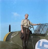 Asisbiz Brewster Buffalo MkI FAF 2.Lelv24 BW393 Hans Wind with 33 kills at Lake Suulajarvi 19th Sep 1943 05C