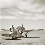 Asisbiz Brewster Buffalo MkI FAF 4.LeLv24 BW374 at Suulajarvi Finland 8th May 1944 02
