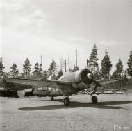 Asisbiz Brewster Buffalo MkI FAF 4.LeLv24 BW374 at Suulajarvi Finland 8th May 1944 03