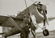 Asisbiz Brewster Buffalo MkI FAF LeLv24 BW364 at Hirvas 27th Jun 1943 04