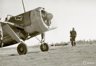 Asisbiz Brewster Buffalo MkI FAF LeLv24 BW364 at Hirvas 27th Jun 1943 06