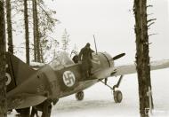 Asisbiz Brewster Buffalo MkI FAF LeLv24 BW372 Tiiks Airbase 14th Feb 1942 74568