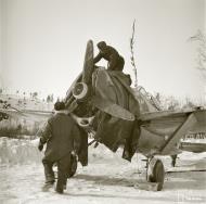 Asisbiz Brewster Buffalo MkI FAF LeLv24 BW378 Lake Viiksjärvi 17th Mar 1942 01