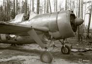 Asisbiz Brewster Buffalo MkI FAF LeLv24 BW3xx Tiiksin Airbase 25th May 1942 04