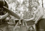 Asisbiz Brewster Buffalo MkI FAF LeLv24 BWxxx Tiikjarvi Airbase 23rd Jul 1942 101770