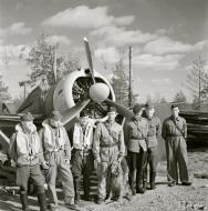 Asisbiz Brewster Buffalo MkI FAF LeLv24 Capt Karhusen at Rompotti 10th Sep 1942 107350
