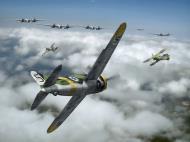 Asisbiz Brewster Buffalo MkI attacking Soviet Tupolev SB 2s 0A