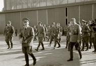 Asisbiz Adolf Hitler's visit to Marshal Mannerheim on his 75th birthday at Immola 4th Apr 1942 89611