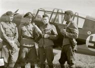 Asisbiz Aircrew FAF Luutn Kaar, Maj Ernroth, vanr Willebrandt at Parola Airport 10th Jul 1941 23804