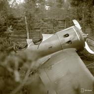 Asisbiz Captured Soviet Polikarpov I 16 Rata from an airport on the shores of Syvari Aunus Lotinanpelto 8th Sep 1941 47313