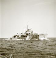 Asisbiz Finnish Navy VML 17 Minelayer ML Ruotsinsalmi off the enemy coast 12th Aug 1942 102606
