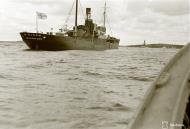 Asisbiz Finnish Navy cargo ship SS Ribjorn off Ahvenanmaa 1st Sep 1942 106796