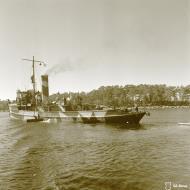Asisbiz Finnish Navy gunboat Turunmaa off the Finnish coast 26th May 1942 89875