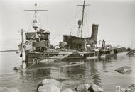 Asisbiz Finnish Navy gunboats Hameenmaa n damaged Turunmaa eastern Gulf of Finland 2nd May 1943 128856