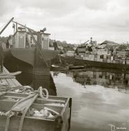 Asisbiz Finnish Navy supply vessels at Mikkeli harbor on 22nd Jun 1944 139937