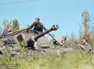 Asisbiz Finnish army Sturmgeschutz III at Tali join with German forces heading for Lappeenranta 2nd Jul 1944 C02