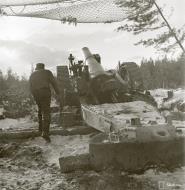 Asisbiz Finnish army artillery firing at Soviet positions around Sirkiansaari 14th Oct 1941 56815