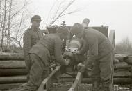 Asisbiz Finnish artillery position at Syvari 11th May 1942 87714