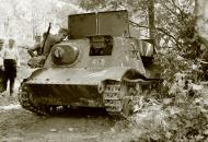 Asisbiz Finnish captured Soviet Komsomolets T20 tank named Elli at Enso Vallinkoski 28th Jun 1941 23341