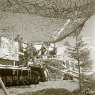 Asisbiz Finnish rail battery deployed at Seivasto Suursaari 25th Apr 1942 84508