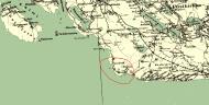 Asisbiz Finnish shore battery positions at Seivasto Suursaari map web 01