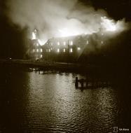 Asisbiz Fires break out after a Soviet bombing raid on Helsinki 29th Aug 1942 105589