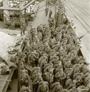 Asisbiz Fresh German SS troops arriving at Hanko docks 1st Jun 1943 128783