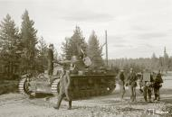 Asisbiz German Panzer III forces at Kokkosalmi Kiestinki 2nd Aug 1941 33383