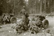 Asisbiz German forces at Kokkosalmi Kiestinki 2nd Aug 1941 33330