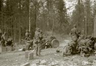 Asisbiz German forces at Kokkosalmi Kiestinki 2nd Aug 1941 33331
